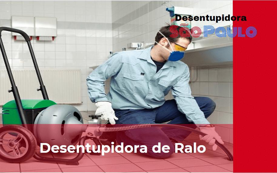 Desentupidora de Ralo em São Paulo