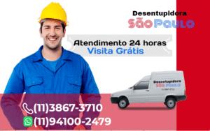 Empresa de Caça Vazamento em SP