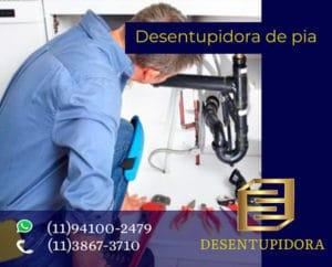 Empresa Desentupidora de Pia na Vila Mariana