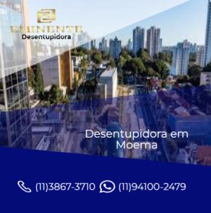 SERVIÇO DESENTUPIDORA EM MOEMA