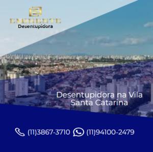 Empresa desentupidora de esgoto 24 horas vila Santa Catarina