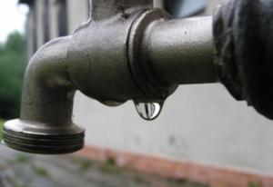 Aumento na conta de água